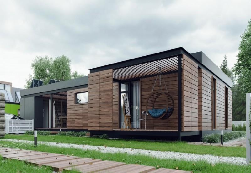Дом или коттедж – 8 вариантов стиля