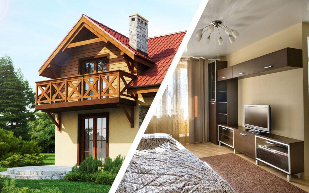 купить квартиру или построить  дом?