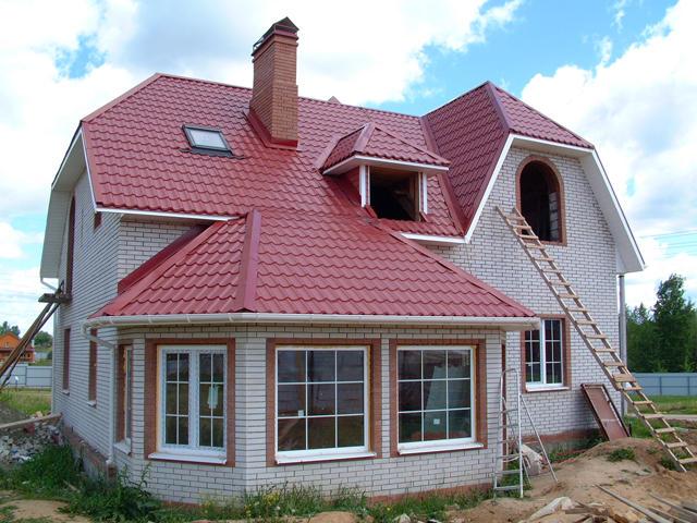 Строительство дома в Крыму и Севастополе