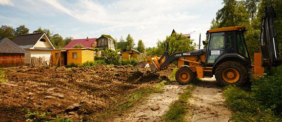 Строительство домов по проектам