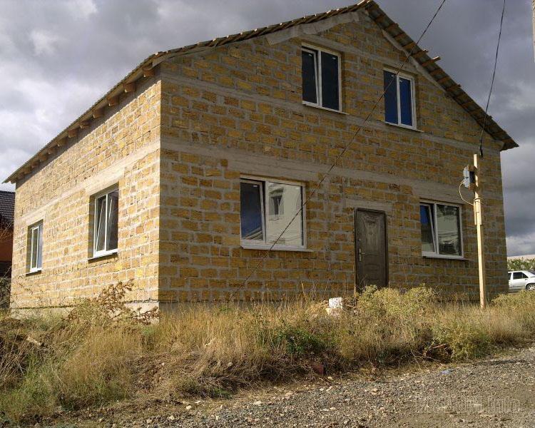 Дом из Ракушечника в Севастополе