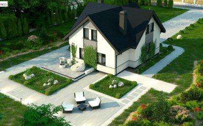 цена строительства дома