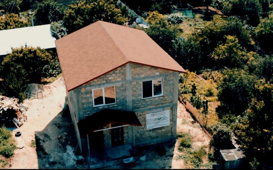 Отзыв заказчика. Строительство коробки дома из ракушечника в Севастополе от компании StoneHouse