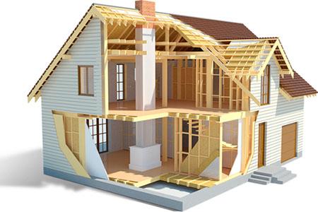 Строительство каркасного дома. Мифы и действительность