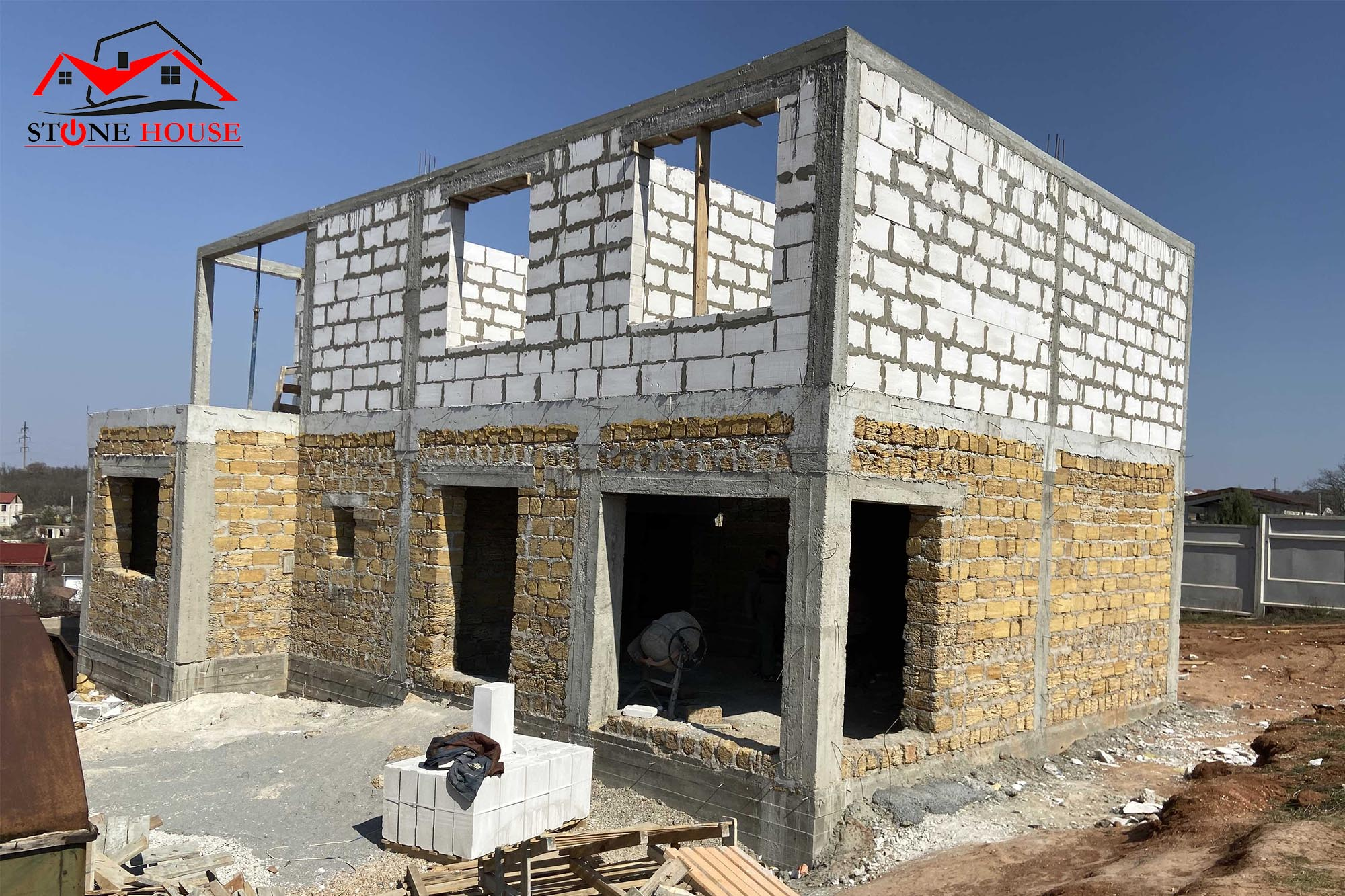 построить дом в Крыму и Севастополе