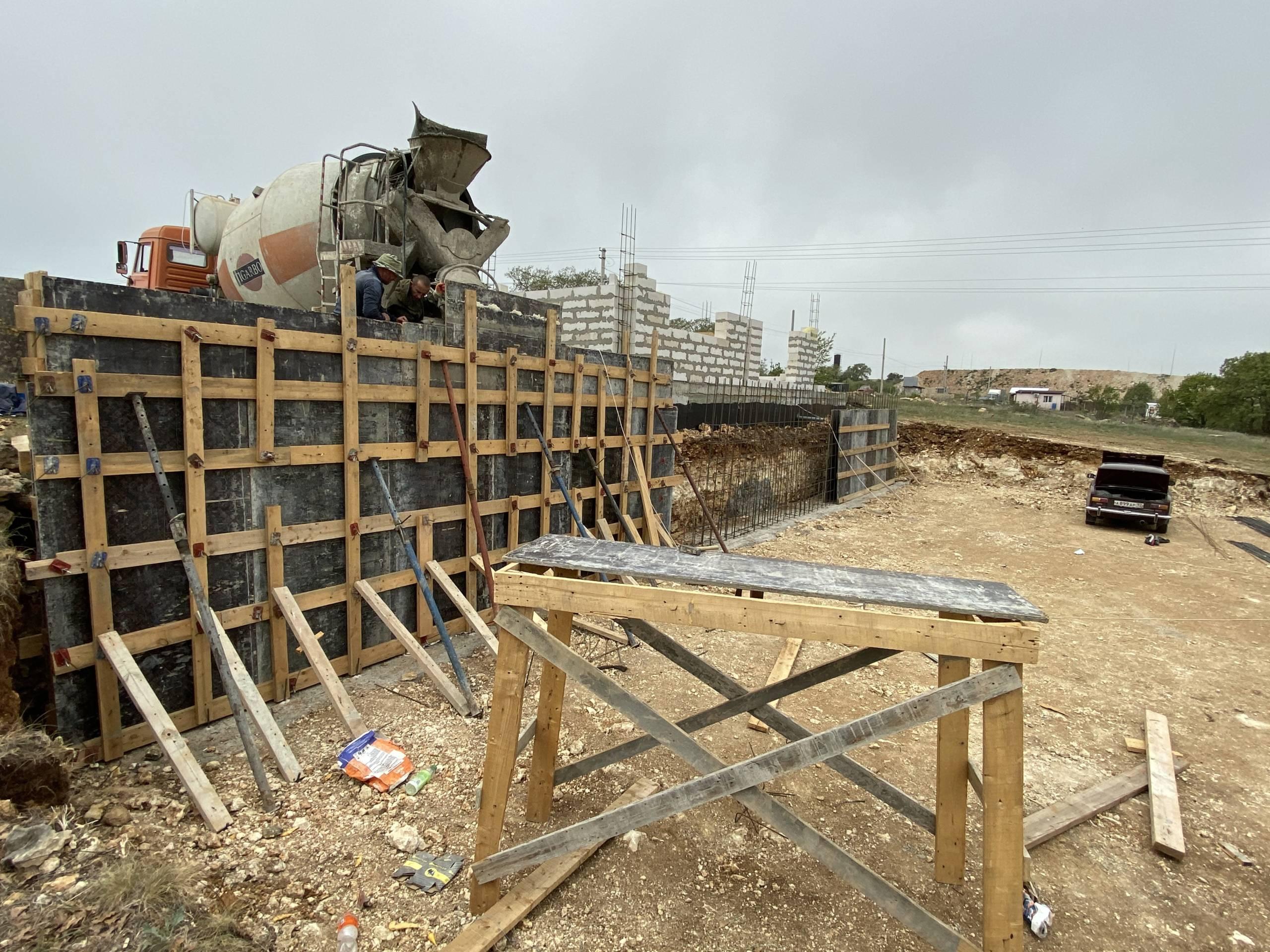 Строительство домов Севастополь СтоунХаус