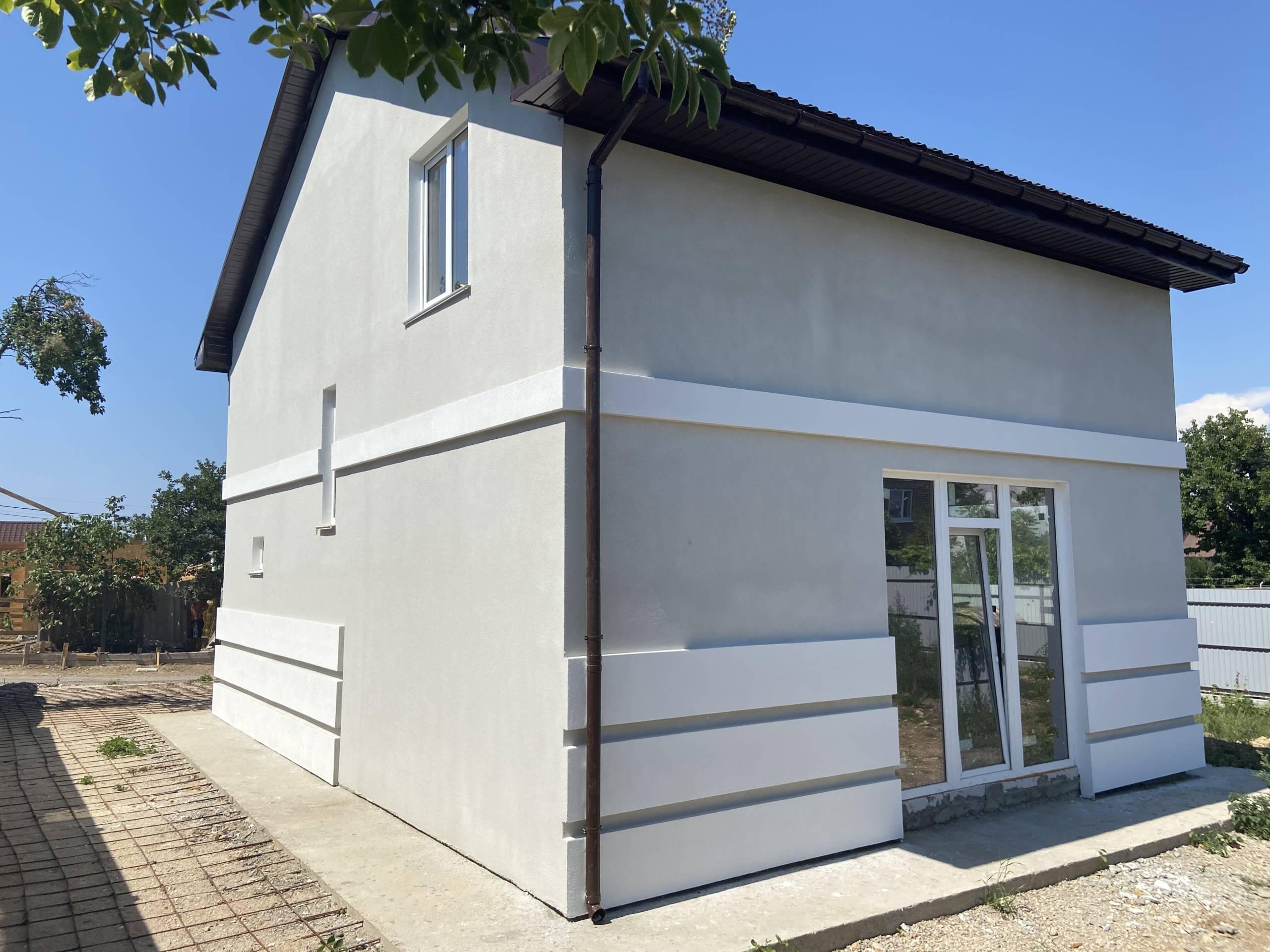 Фасадные работы В севастополе