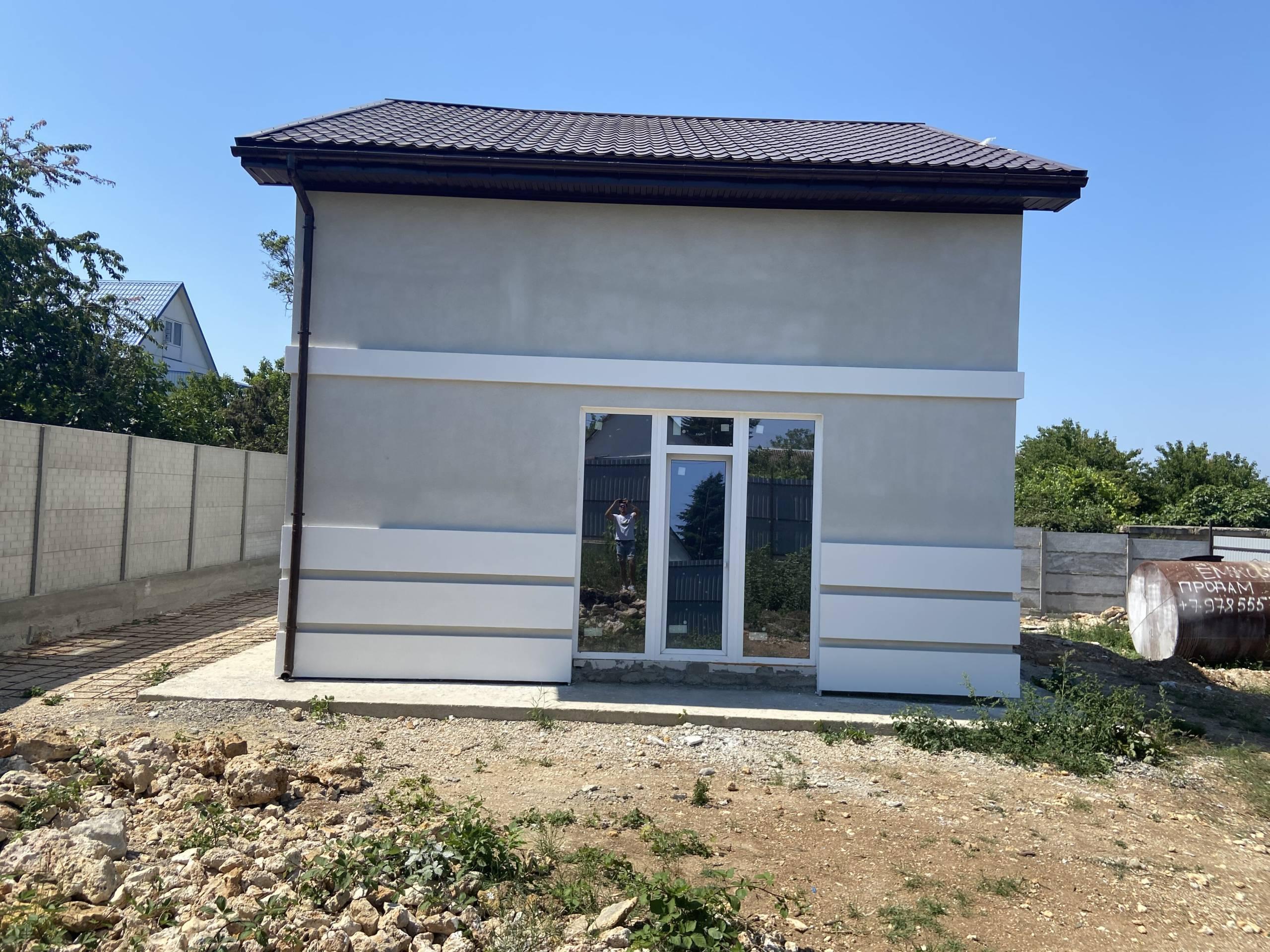 Продажа готовых домов в Севастополе