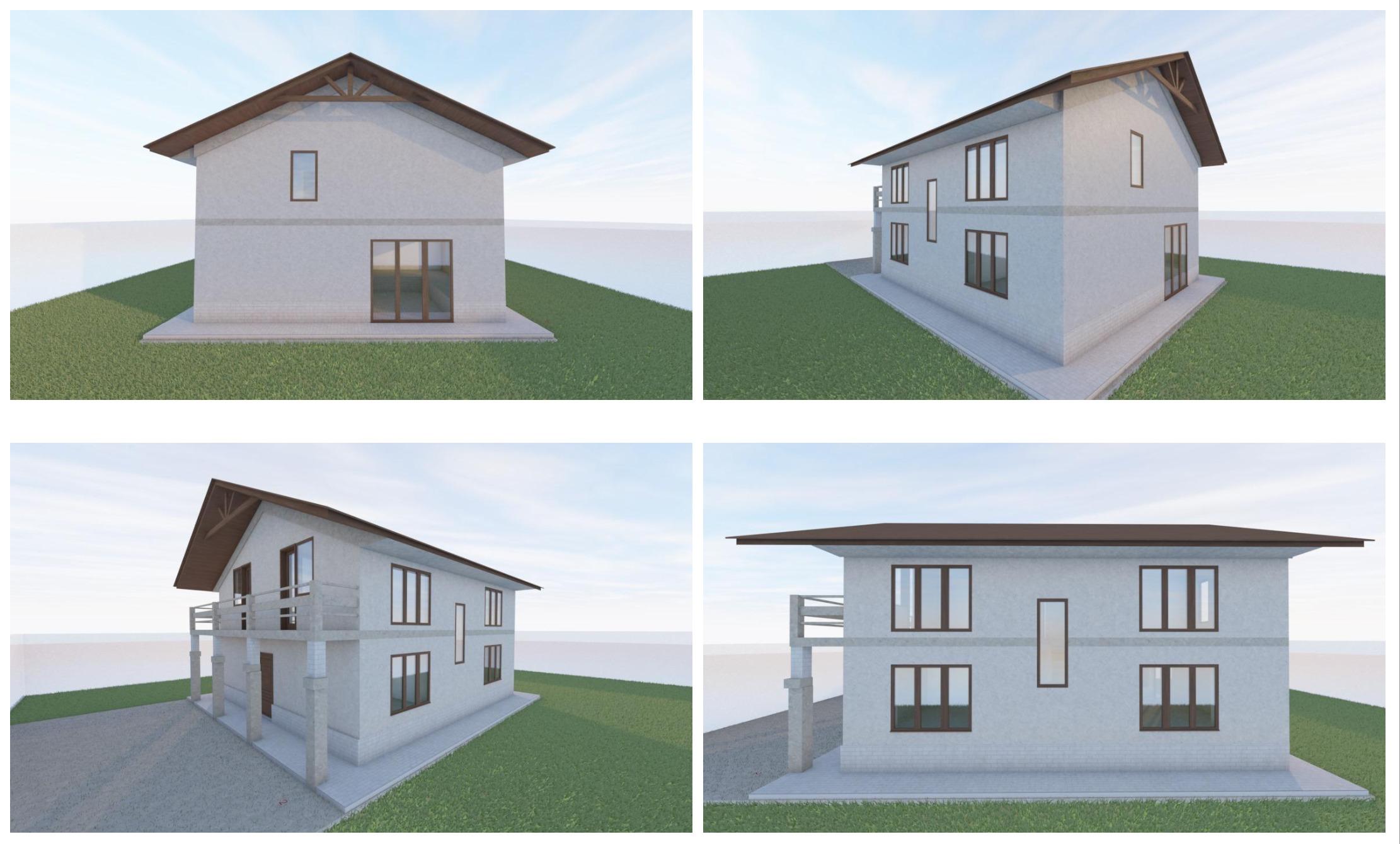 архитектурный проект в подарок при заказе строительства
