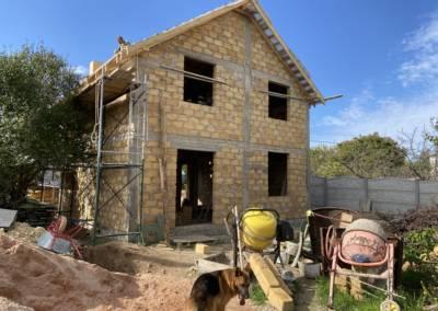 Купить дом в Севастополе ст дионис от компании стоунхаус