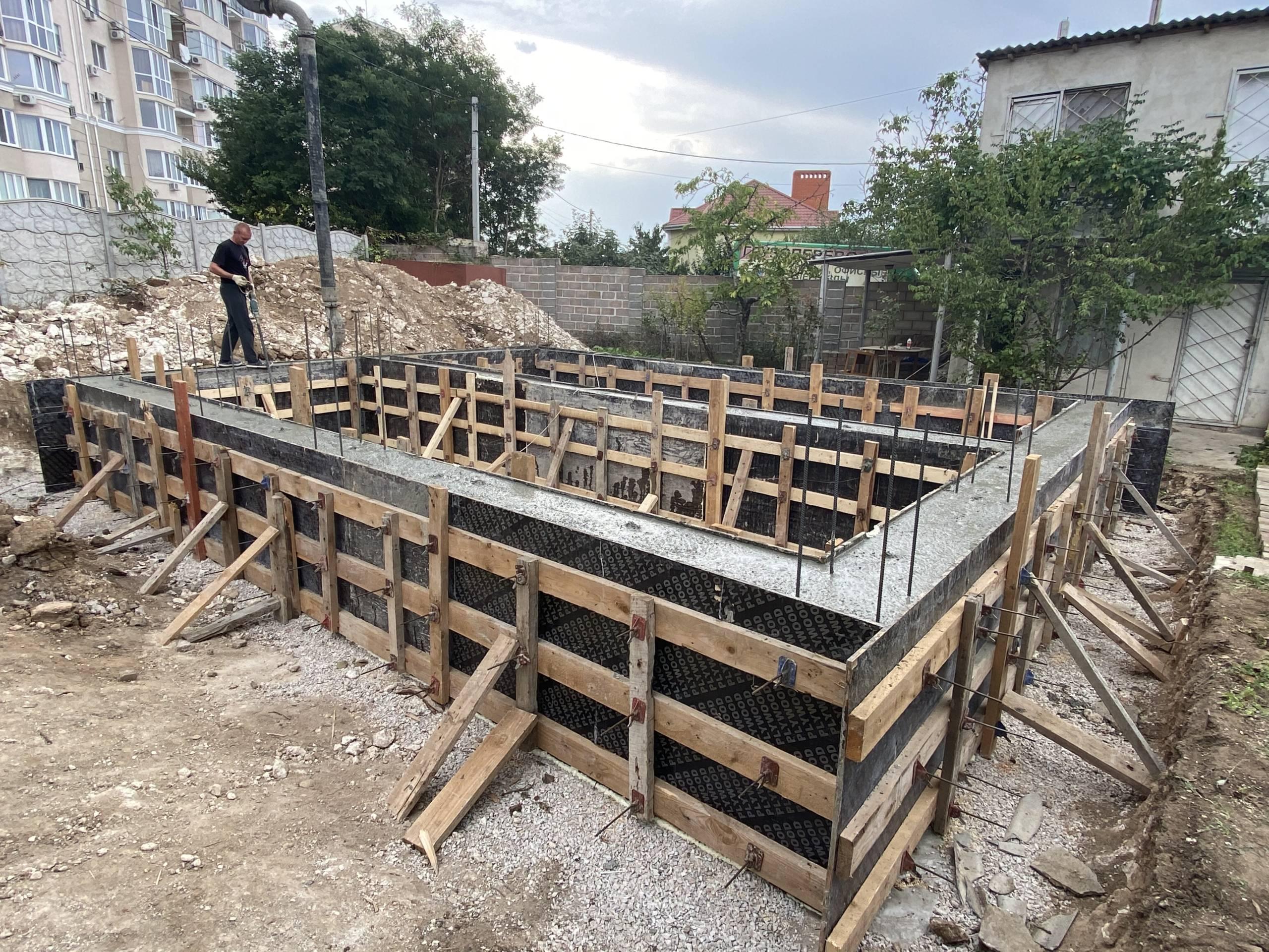 строительство домов стоунхаус
