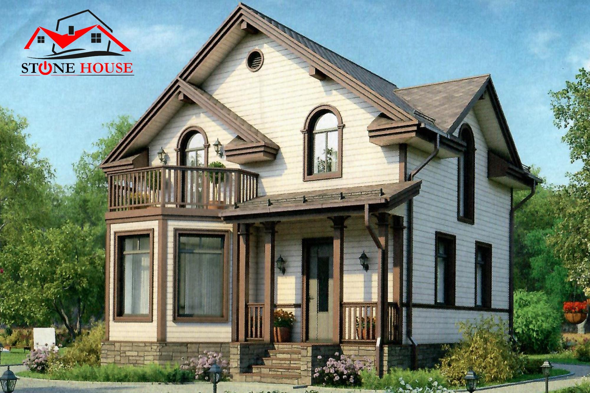 Проект дома в подарок при заказе строительства.