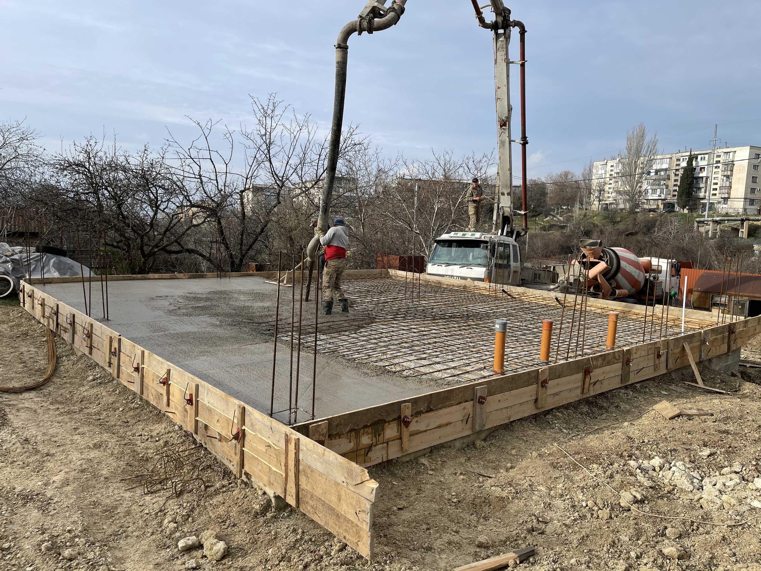 Строительство домов в Севастопле