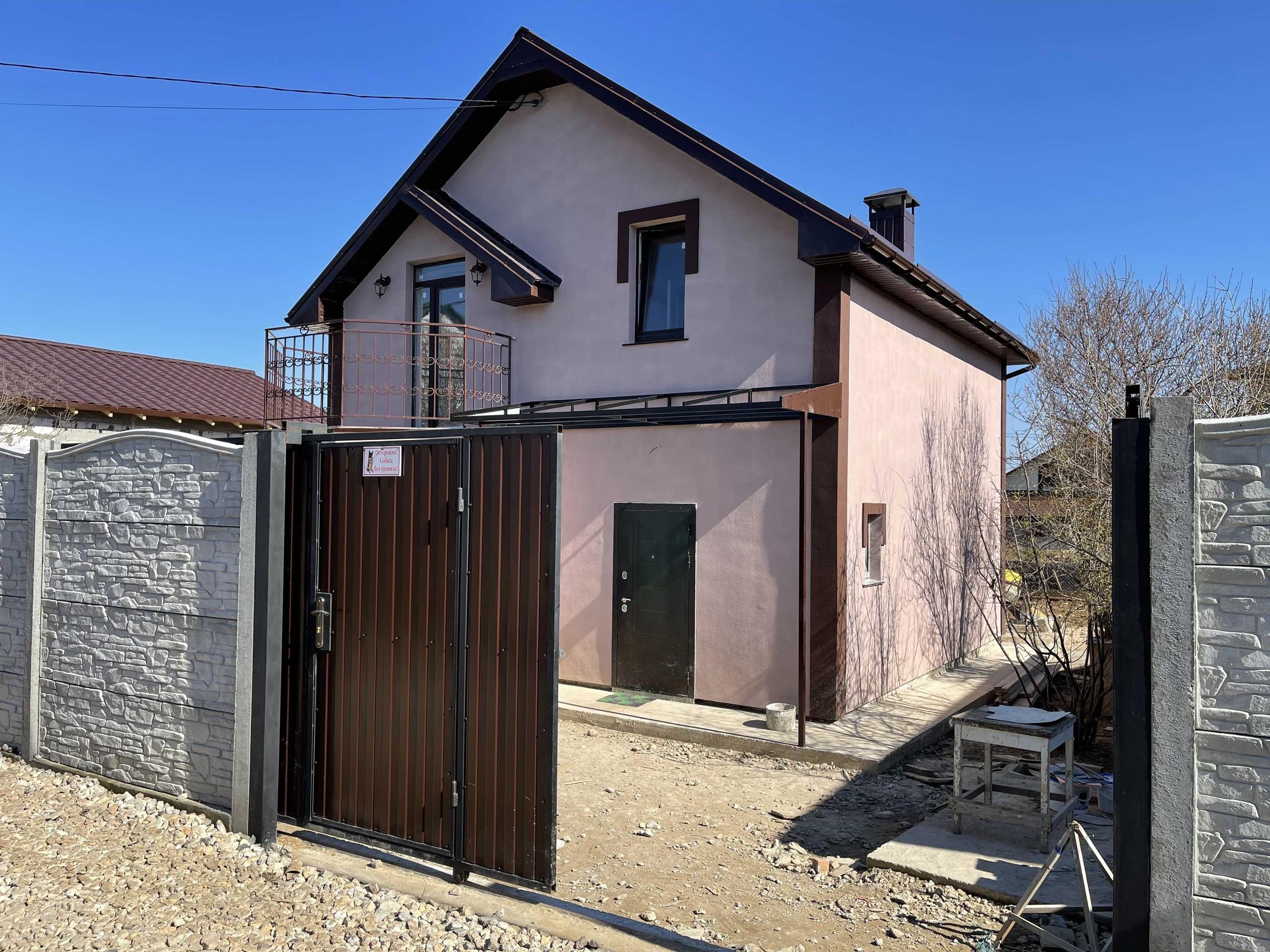 Продажа готовых домов в Севастополе стоунхаус