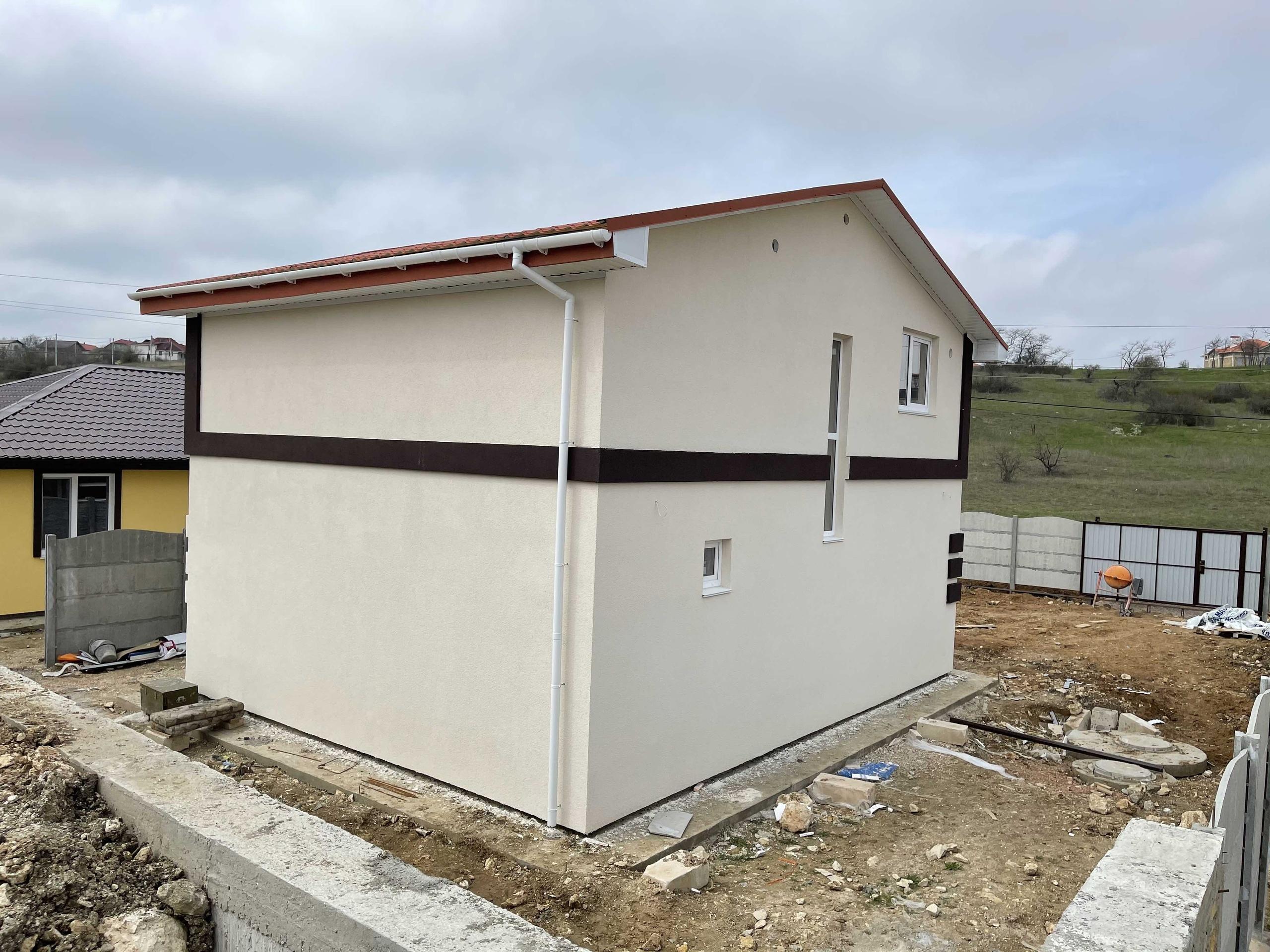 строительство и продажа готовых домов стоунхаус