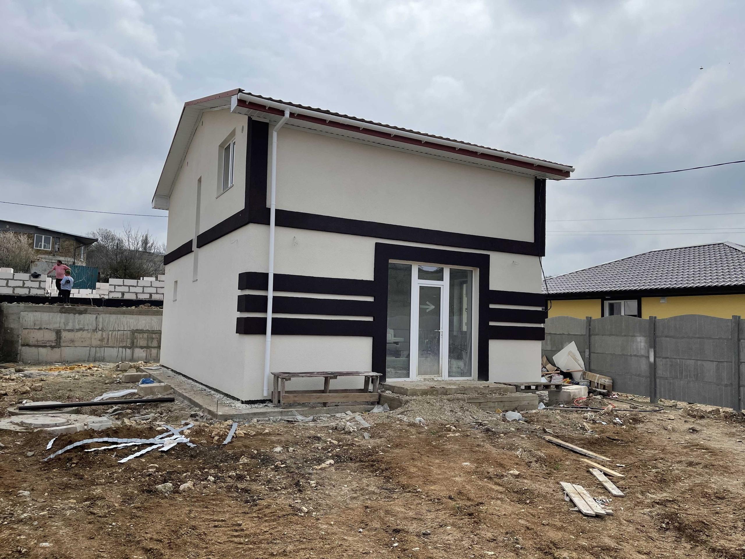 фасадные работы и строительство домов