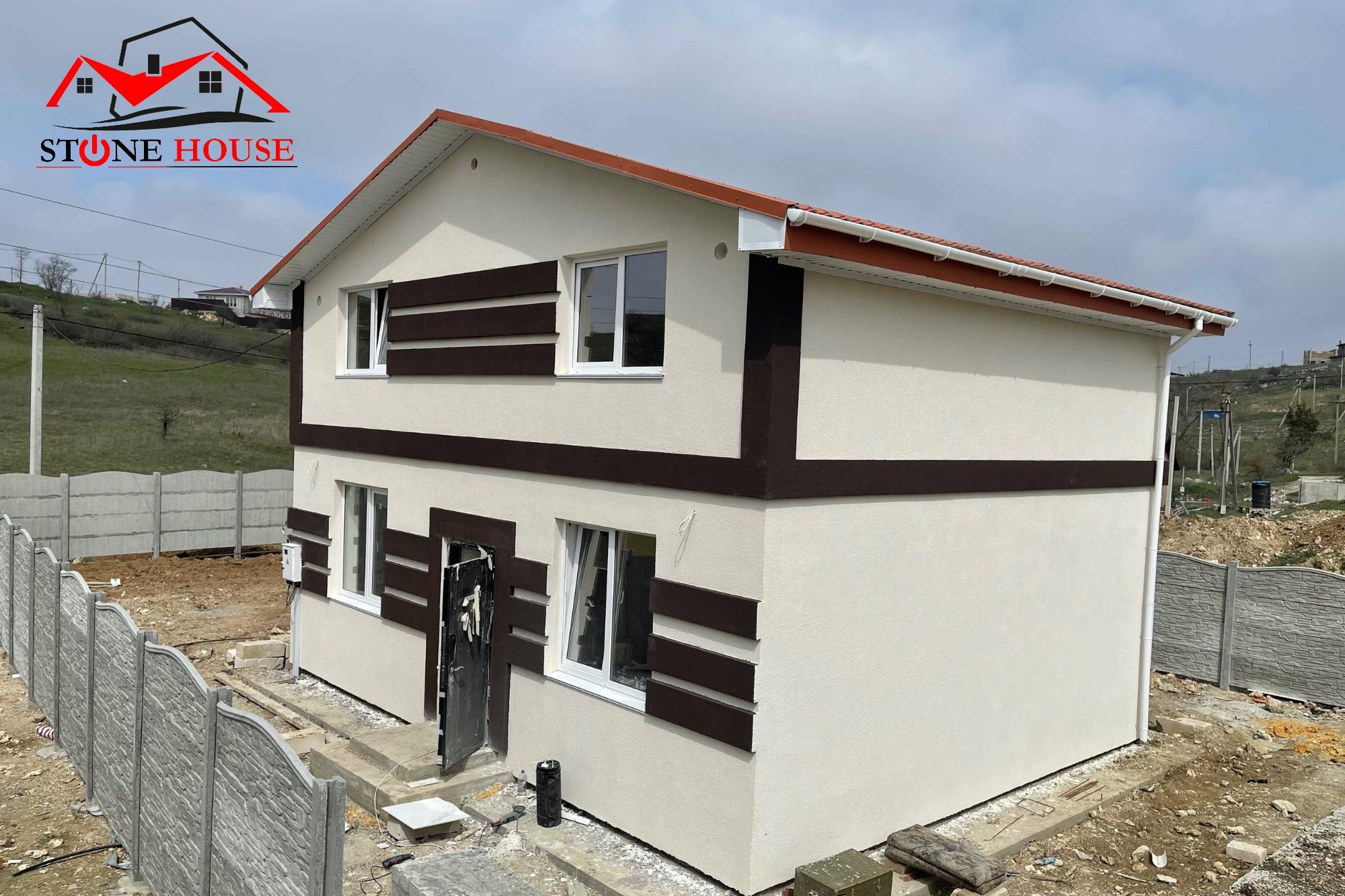 Купить готовый дом в Севастополе